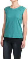 Toad&Co Sama Sama T-Shirt - Organic Cotton-TENCEL®, Sleeveless (For Women)