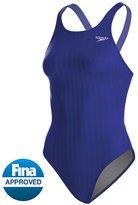 Speedo Aquablade Female Recordbreaker Tech Suit Swimsuit 1400