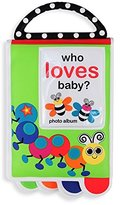 Sassy Who Loves Baby Photo Book