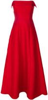 Alberta Ferretti Tulip maxi dress - women - Silk/Cotton/Acetate/other fibers - 40