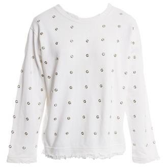 RtA White Cotton Knitwear for Women