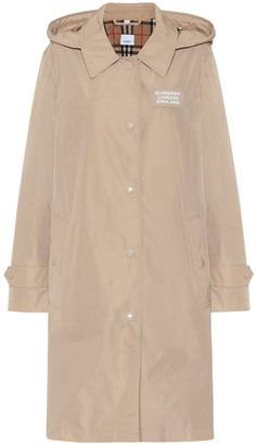 Burberry Pimlico taffeta car coat