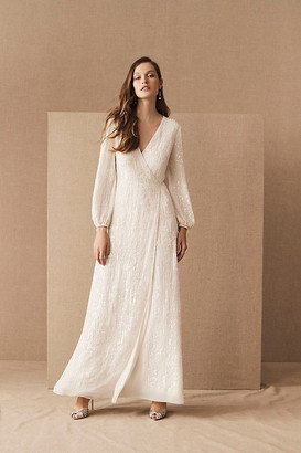 BHLDN Casey Dress By in White Size 0