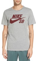 Nike Men's 'Sb Logo' T-Shirt
