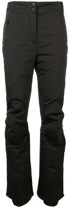 Fendi High Rise Padded Ski Trousers