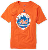 Majestic Boys 8-20) New York Met Tee