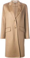 Givenchy single-breasted coat - women - Viscose/Cashmere - 36