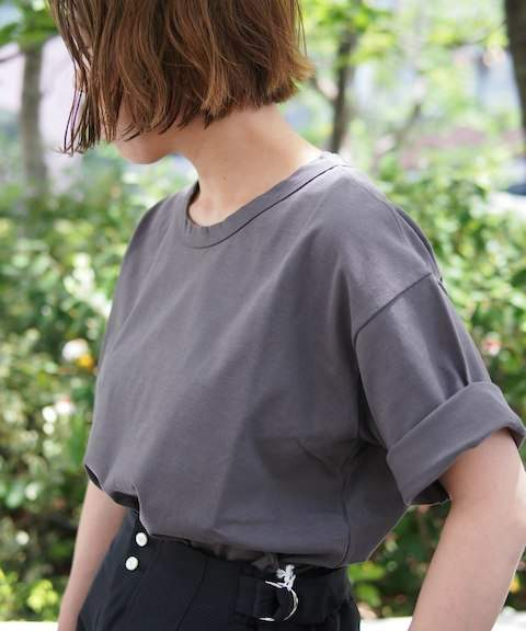BPQC (ビーピーキューシー) - BOICE FROM BAYCREW'S BPQC ボックスTシャツ
