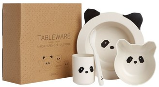 Liewood Panda Meal Set