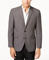 Kenneth Cole Reaction Men's Slim-Fit Black & White Houndstooth Sport Coat