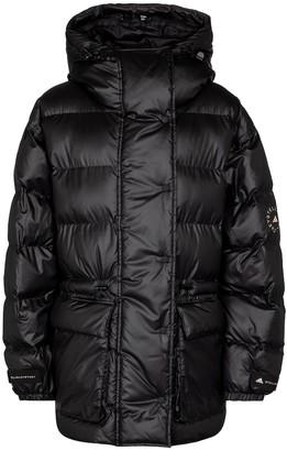 adidas by Stella McCartney Oversized puffer jacket