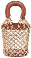 STAUD Moreau PVC bucket bag