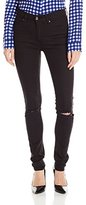 Cheap Monday Women's Tight Mid Rise Slim Jeans
