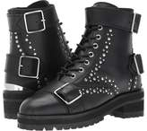 The Kooples Leather Boots with Studs Women's Boots