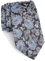 Nordstrom Men's Paisley Silk Tie