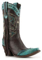 Lucchese Crater Wingtip Cowboy Boot