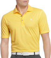 Izod Golf Grid Performance Polo Shirt