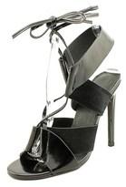 Keepsake Athena Open Toe Leather Sandals.