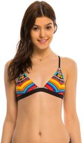 Rip Curl Swimwear Tribal Myth Crossback Triangle Bikini Top 8141687