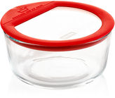 Pyrex 4 Cup No Leak Storage with Glass Lid