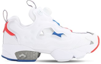 Reebok Classics Instapump Fury Og Leather Sneakers