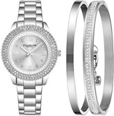 Stuhrling Original Women's Vogue Watch & Bracelets