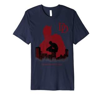 Marvel Daredevil A Man Without Fear Is Broken Within T-Shirt