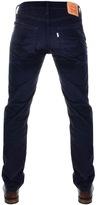 Levi's Levis 511 Slim Fit Corduroy Trousers Navy