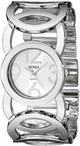 XOXO Women's Dial Tone Open Link Bracelet Watch XO5210