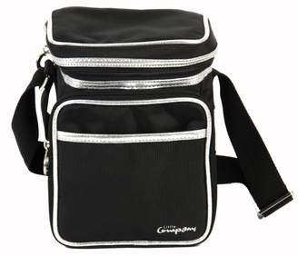 Little Company City ci14.00 - Cool Bag Cooling Bag, Colour: Black with Silver