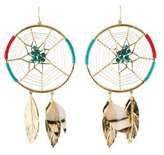 Aurelie Bidermann Dream Catcher Earrings