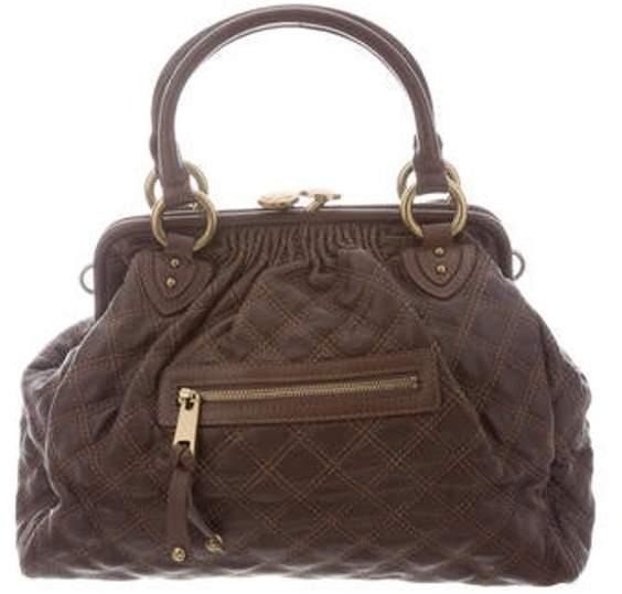 Marc Jacobs Stam Shoulder Bag Brown Stam Shoulder Bag