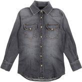 (+) People + PEOPLE Denim shirts - Item 42584463