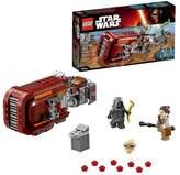 Star Wars LEGO Set - 75099 Rey's Speeder