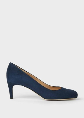 Hobbs Emma Suede Stiletto Court Shoes