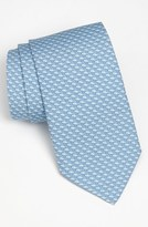 Vineyard Vines Men's 'Whale' Silk Tie