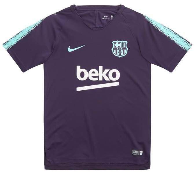 Nike Barcelona Breathe Squad Football Top