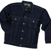 Stone Touch STONETOUCH Men's Rinse Blue Denim Jackets #J800 (3x, )