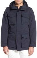 Vince Camuto Hooded Water-Resistant Field Jacket