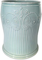 Lenox French Perle Groove Wastebasket