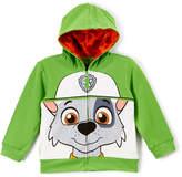 Freeze Green Rocky Zip-Hoodie - Toddler