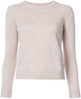 Rosetta Getty cashmere knitted sweater