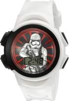 Star Wars Kids' SW7KD155CT Digital Display Quartz Watch