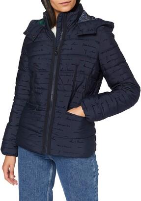 Desigual Women's Padded_Natasha Quilted Jacket