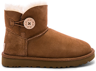 UGG Mini Bailey Button II Bootie