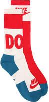 Nike Just Do It Crew Socks - 2 Pack - Men's