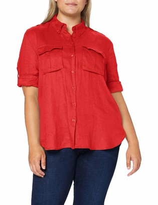 United Colors of Benetton (Z6ERJ) Women's Camicia Shirt
