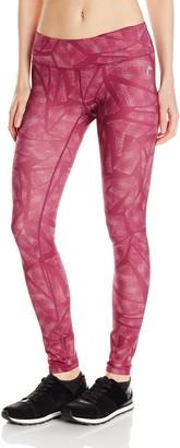 Head Women's Tricot Print Legging