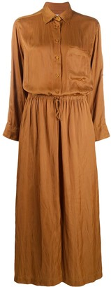 Zadig & Voltaire Radial shirt dress