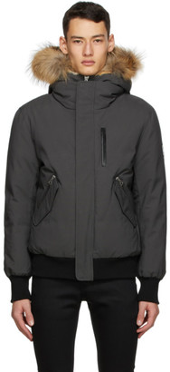 Mackage Grey Down Dixon-XR Jacket
